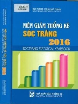 Niên giám thống kê tỉnh Sóc Trăng năm 2016
