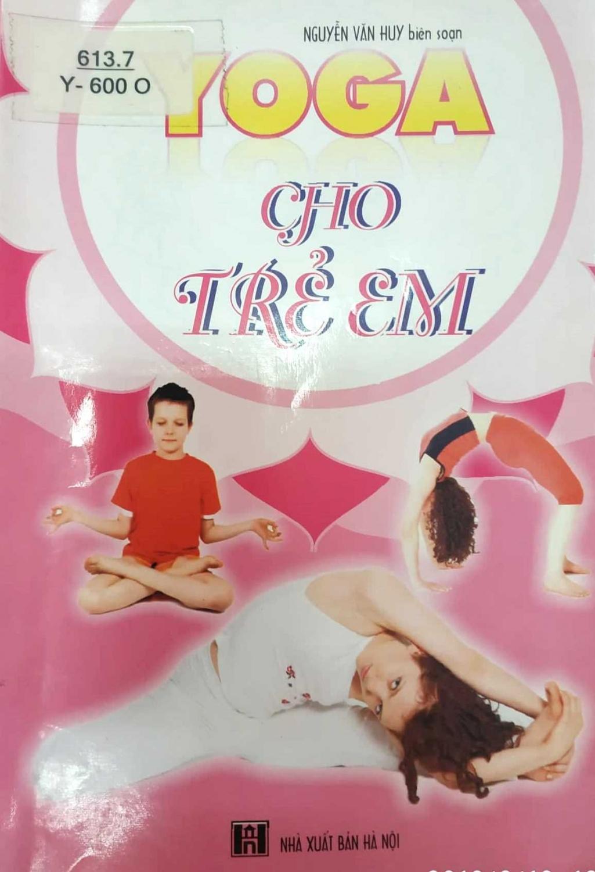 yoga cho tre